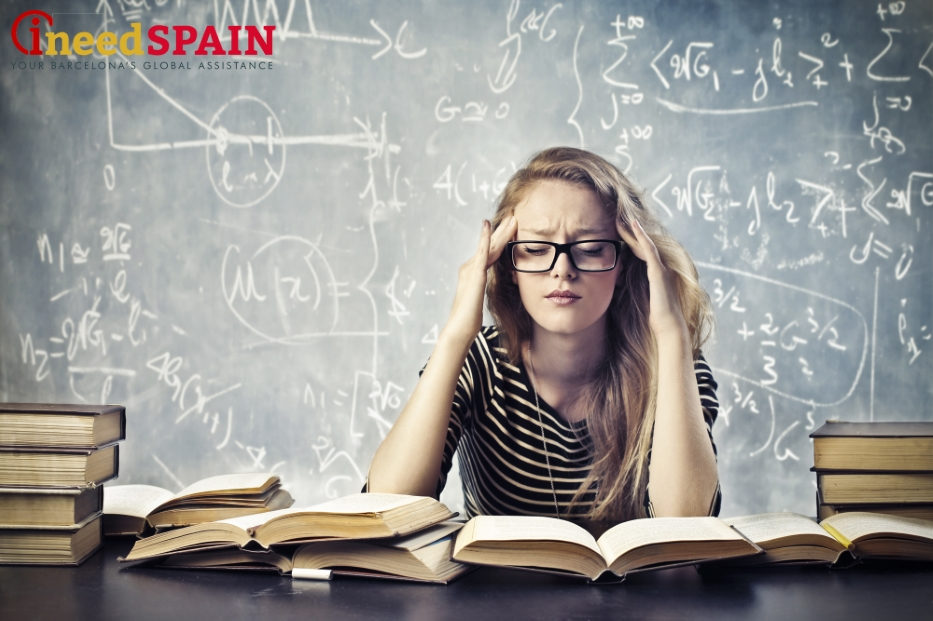 study in english in spain